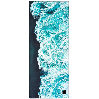 Surf Shop, Surf Essentials, Slowtide, White Wash Travel Towel, Towel, Blue