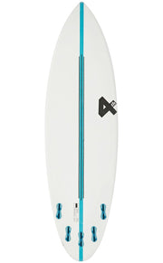 Surf Shop, Surf Hardware, 4th, Doofer, FCS 2, Thurster, Surfboard, White
