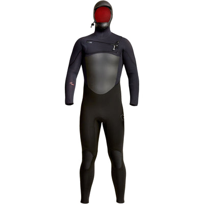 Surf Shop, Surf Hardware, 5/4 Infiniti Hooded, Wetsuit, Black