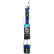 Surf Shop, Surf Hardware, 6FT Regular Essential Leash, Leashes, Cobalt