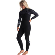 Surf Shop, Surf Hardware, C-Skins, Solace 5/4/3 Chest Zip Steamer, Wetsuit, Anthracite/Winter/Black