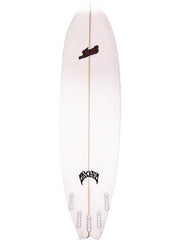 "Surf Shop, Surf Hardware, Crowd Killer 6'10"" Futures 5 Fin, Surfboard, White"