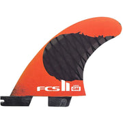 Surf Shop, Surf Hardware, FCS, GM PCC Thruster, Large, Fins, Orange