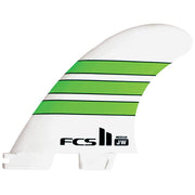 Surf Shop, Surf Hardware, FCS, Julian Wilson, PG Thruster, Fins, Medium, Green