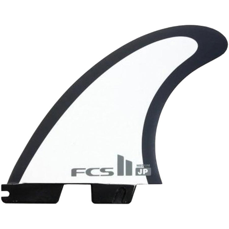 Surf Shop, Surf Hardware, FCS, Pyzel PC Thruster, Fins, Black/White