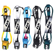 Surf Shop, Surf Hardware, Jam Traction, 6ft Step Up Leash, Leashes, Various Colours