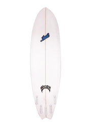 "Surf Shop, Surf Hardware, Lost, Crowd Killer 6'14"" Futures 5 Fin, Surfboard, White"