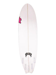 "Surf Shop, Surf Hardware, Lost, Crowd Killer 6'8"" Futures 5 Fin, Surfboard, White"