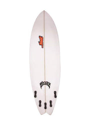 "Surf Shop, Surf Hardware, Lost, Psycho Killer 5'6"" FCS 2, Surfboard, White"