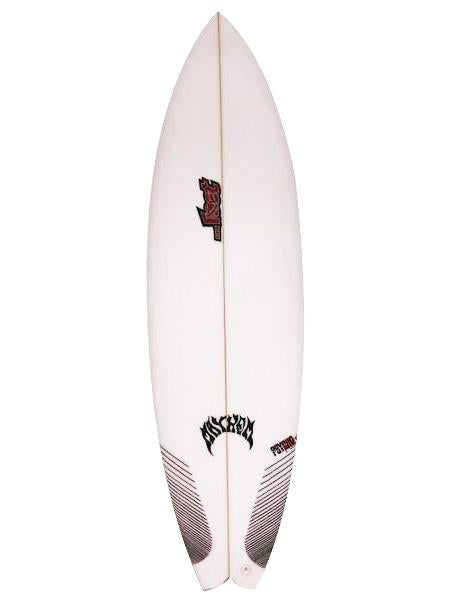 "Surf Shop, Surf Hardware, Lost, Psycho Killer 5'8"" FCS 2, Surfboard, White"