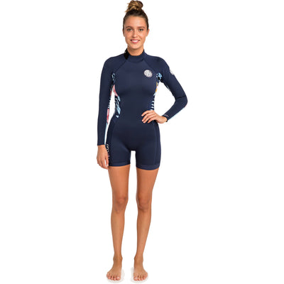 Surf Shop, Surf Hardware, Rip Curl, Dawn Patrol 2/2 Spring Suit, Wetsuit, Navy