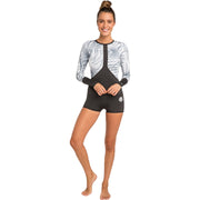 Surf Shop, Surf Hardware, Rip Curl, Madi Long Sleeve Boyleg, Wetsuit, Off White