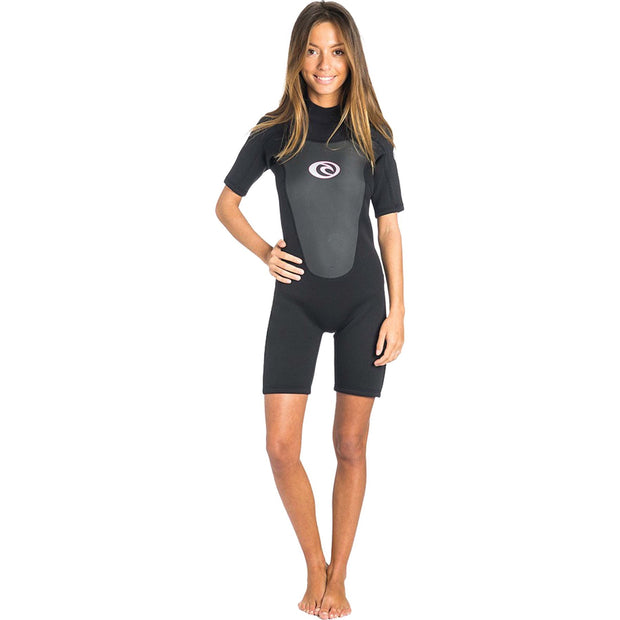 Surf Shop, Surf Hardware, Rip Curl, Omega 1.5mm Shorti, Wetsuit, Black