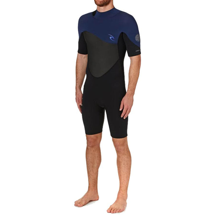 Surf Shop, Surf Hardware, Rip Curl, Omega 1.5mm Shorti, Wetsuit, Navy
