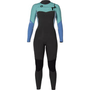 Surf Shop, Surf Hardware, Sisstr Evolution, 7 Seas 3/2 Chest Zip, Wetsuit, Charcoal