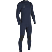Surf Shop, Surf Hardware, Vissla, 7 Seas 3/2 Chest Zip, Wetsuit, Midnight