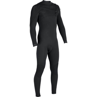 Surf Shop, Surf Hardware, Vissla, 7 Seas 4/3 Chest Zip, Wetsuit, Stealth