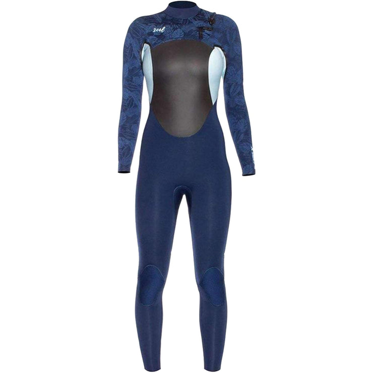 Surf Shop, Surf Hardware, Xcel, Axis X 4/3, Wetsuit, Ink Blue