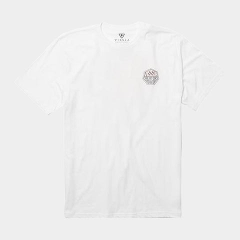Campaign T Shirt White