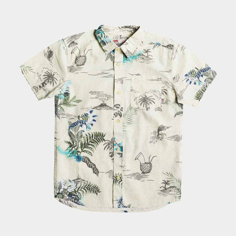 Channels Bruz Shirt | Birch Channels Bruz