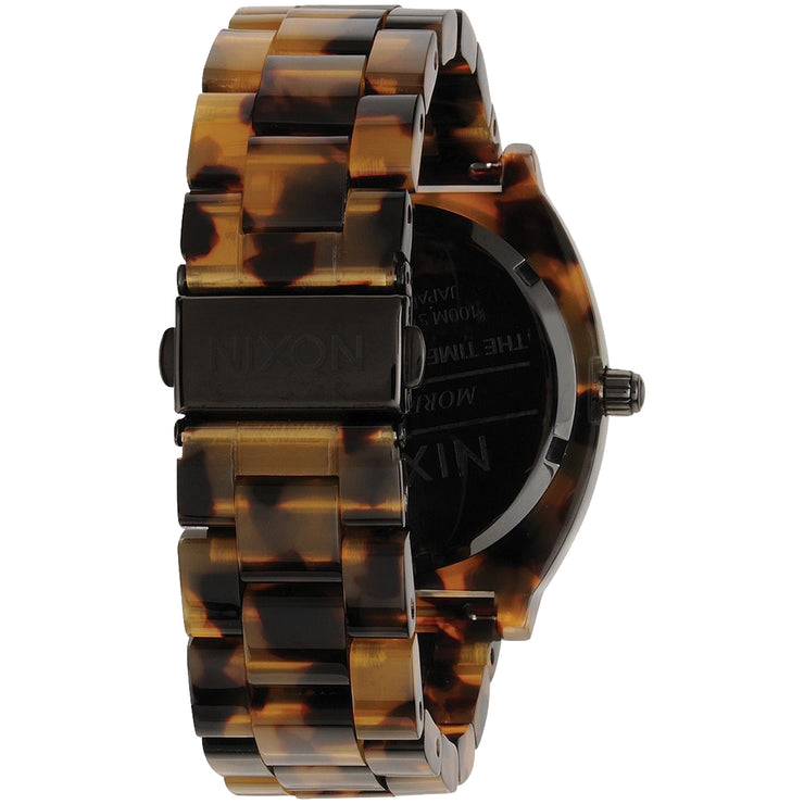 Time Teller Acetate 40mm Watch | Tortoise