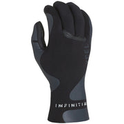 3mm Infiniti 5 Finger Glove | Black