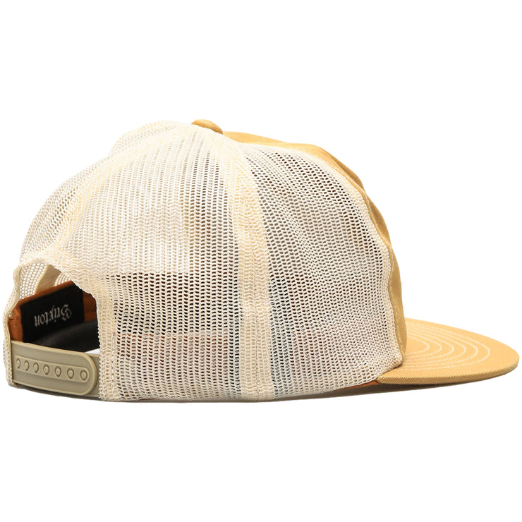 Stowell HP Mesh Cap | Washed Copper