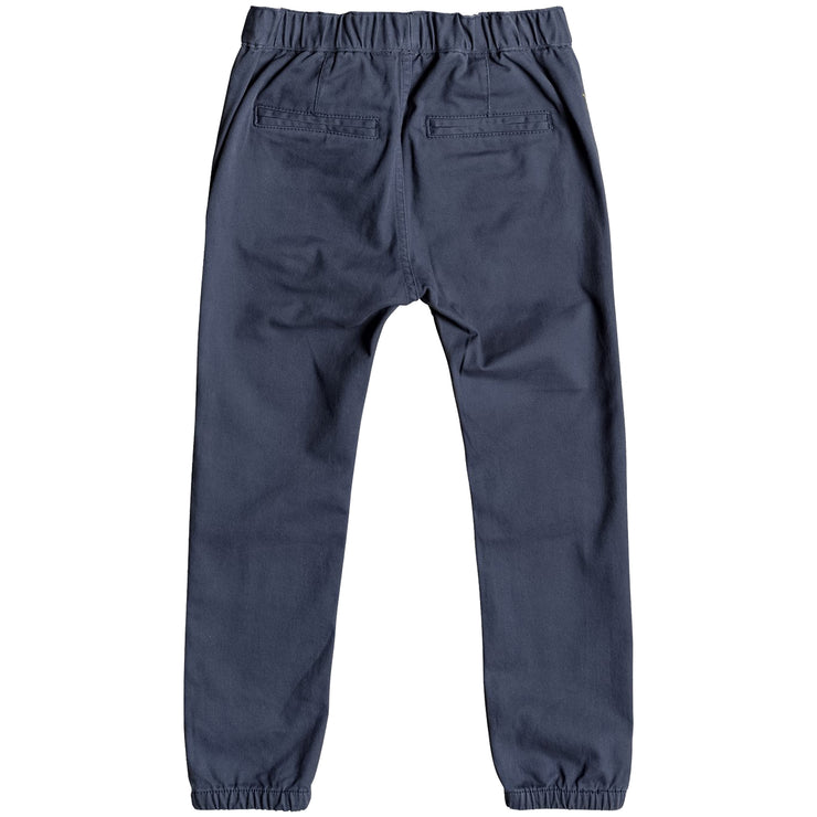 Krandy - Straight Fit Trousers for Boys - Blue Nights