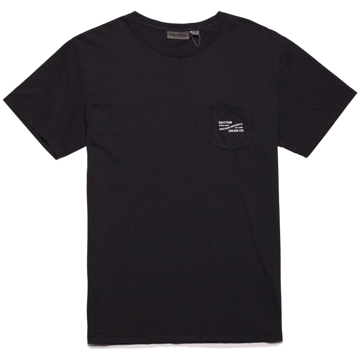 Pocket T-Shirt | Charcoal