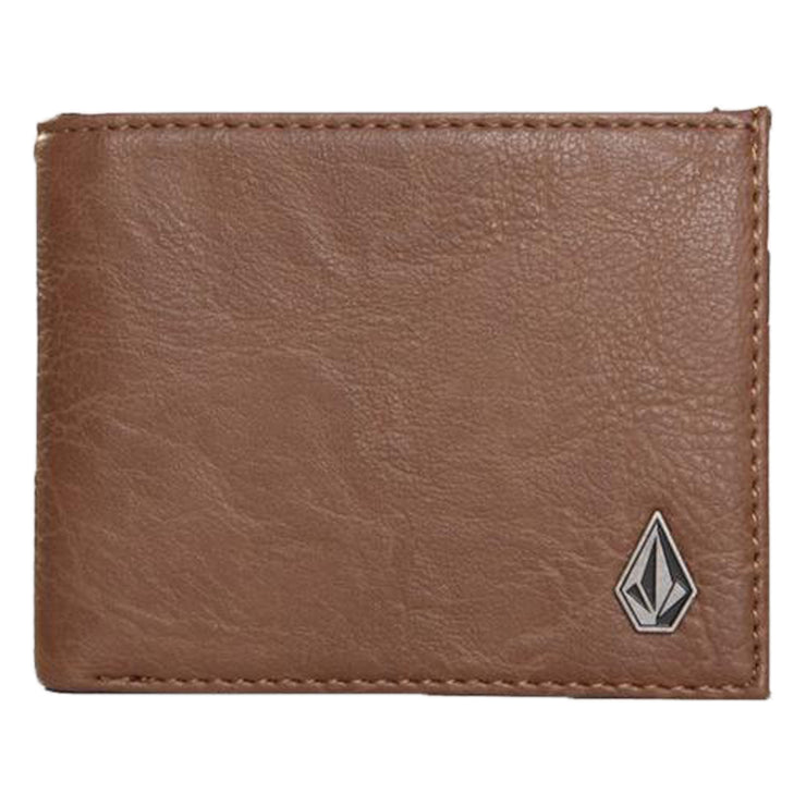 Surf Shop, Surf Accessories, Volcom, Slim Stone Wallet, Wallets, Moca