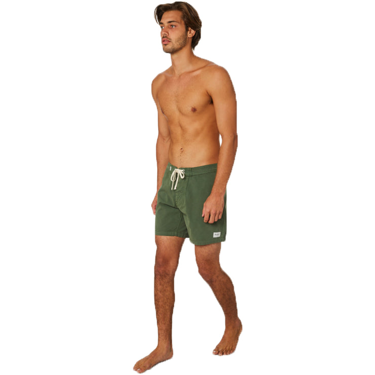 Classic Wash Trunk | Beer Bottle Green
