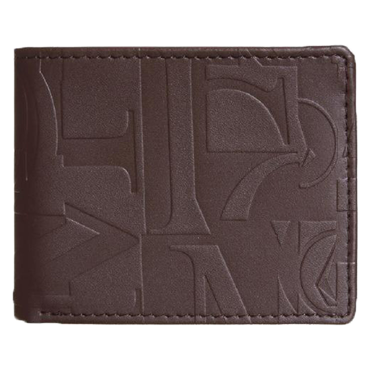 Surf Shop, Surf Clothing, Volcom, Art Wallet, Wallets, Brown