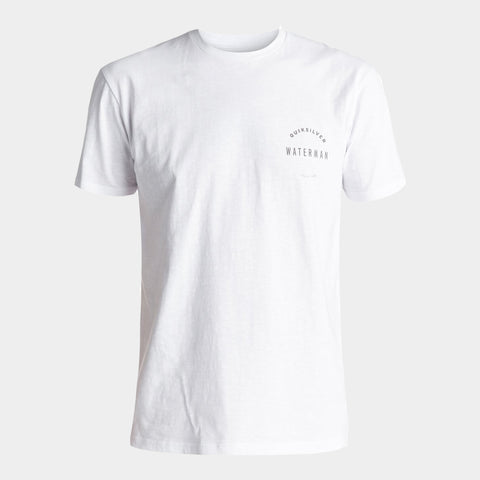 Waterman Water Defined  T Shirt | White