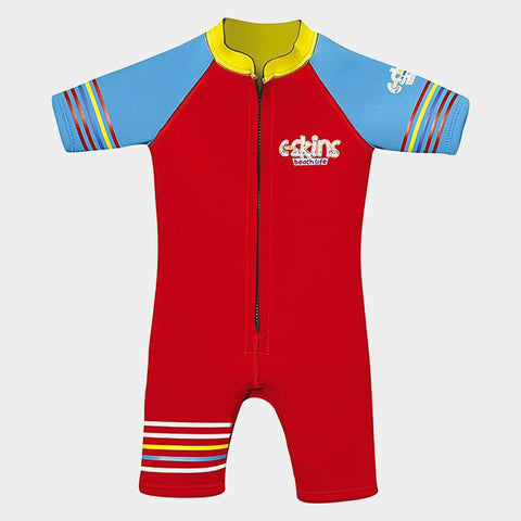 Baby 3:2 Shorty Wetsuit | Red