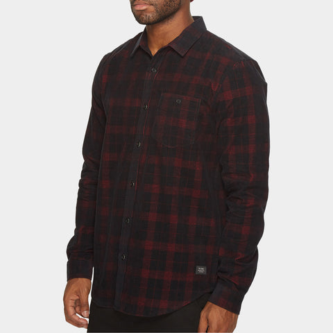 Dock LS Shirt | Port