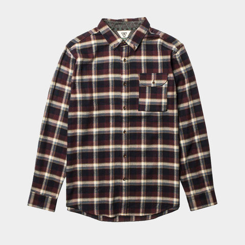 Central Coast Flannel Shirt | Dark Navy
