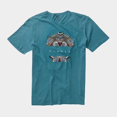 Concussion T Shirt | Teal