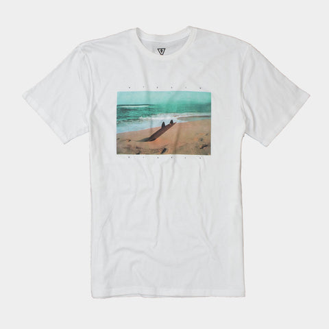 Hurtado T Shirt | White