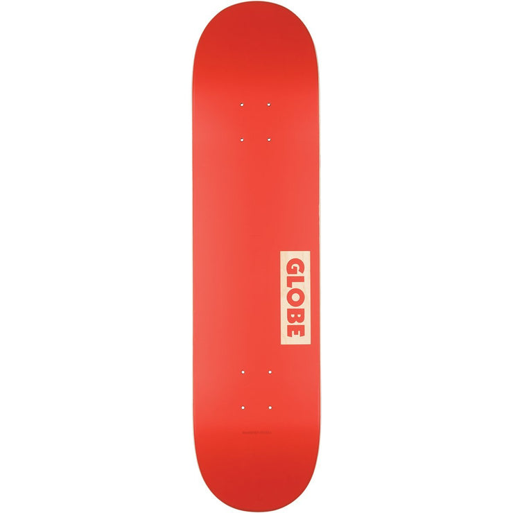 Goodstock Deck - Red