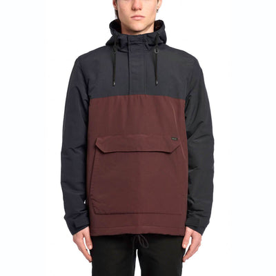 Focus Thermal Anorak - Oxblood