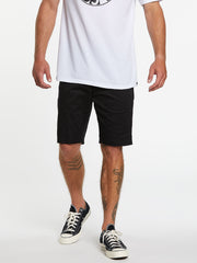 FRCKN Modern Stretch Short - Black