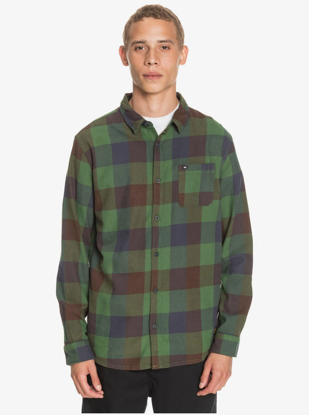 Motherfly Flannel Shirt - Greener Pasture Motherfly