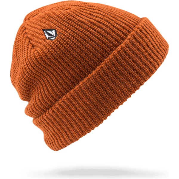 Full Stone Beanie - Orange