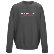 Charcoal Mango Surfing Crew Jumper