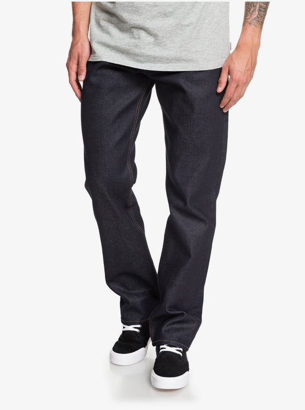 Sequel Rinse Straight Fit Jeans - Rinse