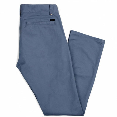 Reserve Standard Fit Chino Pant | Grey Blue