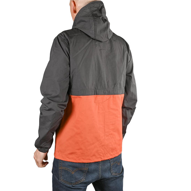 Howard Hooded - Burnt Orange