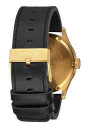 Sentry Leather - Gold/Black