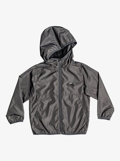 Everyday Hooded Windbreaker for Boys | Iron Gate