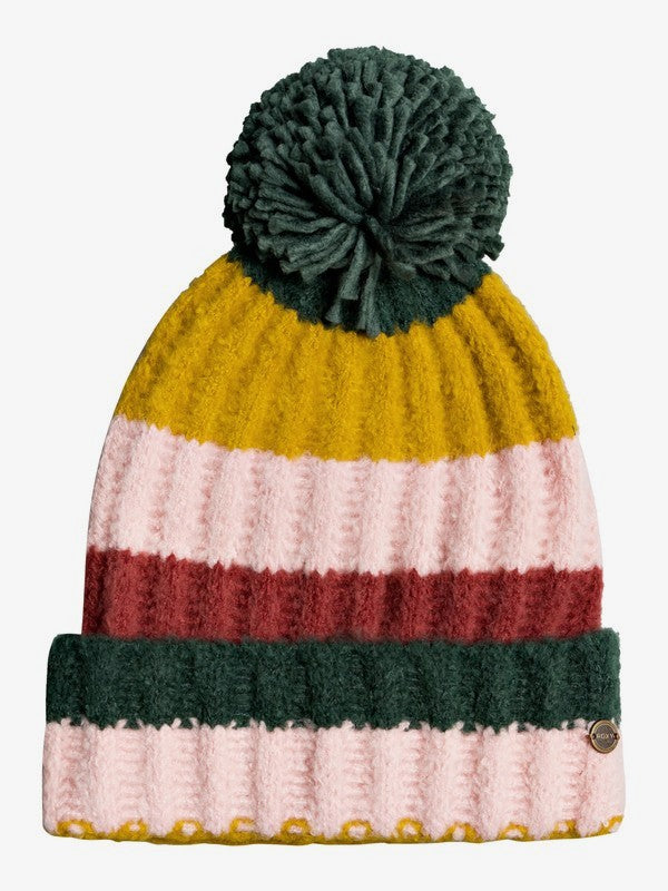 Simple Story Pom Pom beanie